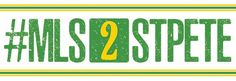 Support your Tampa Bay Rowdies, through Social Media #MLS2StPETE