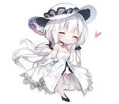Loli Kawaii, Kawaii Chibi, Kawaii Art, Kawaii Anime Girl, Anime Art Girl, Anime Girl Drawings, Kawaii Drawings, Manga Drawing, Cute Drawings