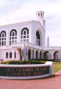 Dulce Nombre de Maria Basilica, Agana, Guam