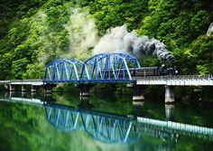 穿越極美的日本東北鐵道「只見線」 | 攝影札記 Photoblog - 新奇好玩的攝影資訊、攝影技巧教學