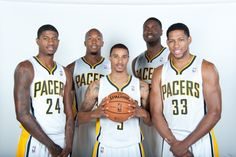 23 Best 2012-13 Roster images | Indiana pacers, Nba, Indiana