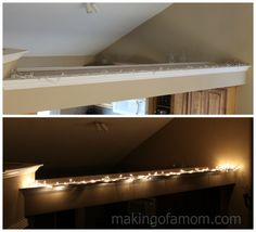 3 Ways to Use Christmas Lights Year Round