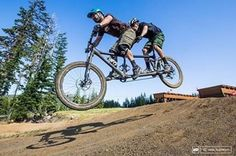There are many different kinds and styles of mtb that you have to pick from, one of the most popular being the folding mountain bike. The folding mtb is extremely popular for a number of different … Mt Bike, Tandem Bicycle, Mtb, Downhill Bike, Road Bike Women, New Motorcycles, Mountain Bike Trails, Bike Style, Tandem