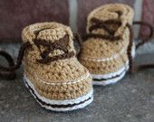 "Baby Boys Boots PDF Crochet Pattern ""Forrester Boot"" PATTERN ONLY"