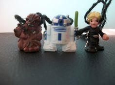 Star Wars Luke  Chewbacca R2D2 Hemp by DivineLuluCreations on Etsy, $8.00