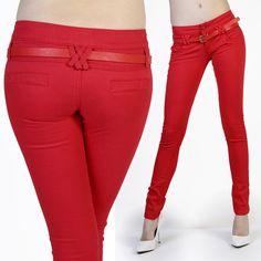 La Et Femme Mode À Jeans Jeggings Pour qg7vZ1x
