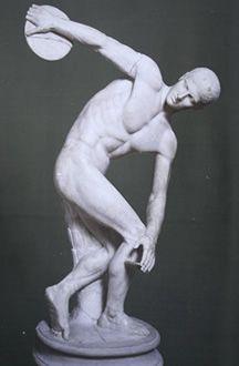 Diskuswerfer 450 v.Chr.
