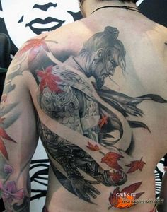 тату самурай - Поиск в Google