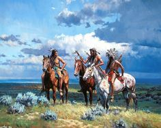 Martin Grelle  - indian meeeting