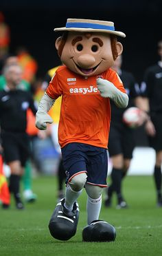 Happy Harry - Luton Town