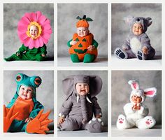 halloween costumes for your little baby monster.