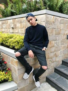 Pretty Boys, Boy Fashion, Photos, Normcore, Crushes, Tumblr, Outfits, Style, Ideas