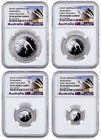 ♧→ 2016-P Australia Proof Silver #Kangaroo - #Set of 4 #Coins NGC PF69 UC ER... Buy now! http://ebay.to/2hrknZv