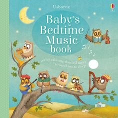 """Find out more about """"Baby's bedtime music book"""", write a review or buy online."""