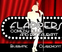 YOo HOo! I'm back doing Stand Up Comedy at Flappers Comedy Club and Restaurant :: Burbank on Sunday Feb 9th