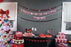 Minnie Mouse Decorations