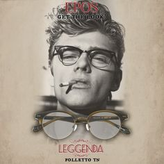 cd6d05c263 James Dean - Get his legendary look with Folletto by Epos eyewear!