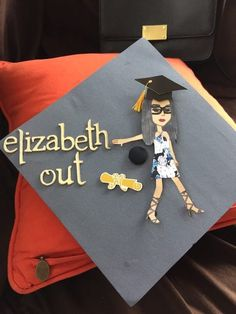 40 Speaking Graduation Cap Decoration Ideas - Bored Art - My best education list