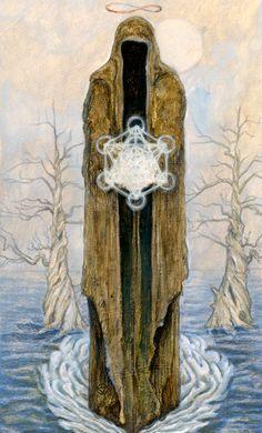 The Magician - The Mary-El Tarot