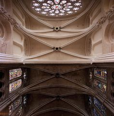 Devoted writer Alan Richman visits some of France's most legendary churches: http://enroute.aircanada.com/en/articles/france-s-divine-cathedral-architecture #france #churches #travel