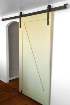 amazoncom hardware sliding barn door home u0026 kitchen - Barn Doors For Homes