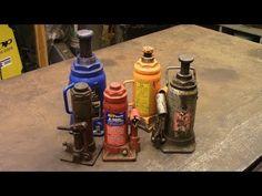 FORD TOOLS 3 Ton Hydraulic Bottle Jack Car//Truck Caravan Etc