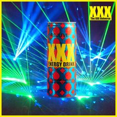 Re-Energized yourself for #weekend with #TheXXXUniverse  Explore more at www.thexxxuniverse.com | #XXXEnergyDrink