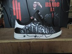 new products 7175b 97135 Customised Adidas by Obcustom .