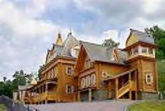 RUSSIAN WOOD HOUSES..............77