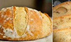 Domácí křupavý chlebík: Hotový raz-dva, voní po celém domě a chutná úžasně! How To Make Bread, Food To Make, Good Food, Yummy Food, Bread And Pastries, Russian Recipes, Pampered Chef, Bread Baking, Pain