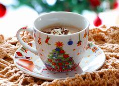 Damy's Kitchen: Sıcak Çikolata / Hot Chocolate