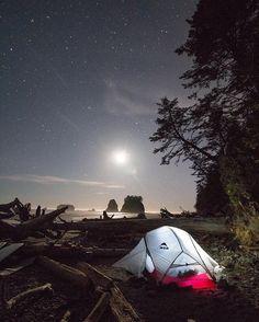 Tread lightly, leave only footprints http://campingtentslover.com/best-pop-up-tents/