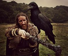 Cruachan IRL the Raven is why i pinned this.