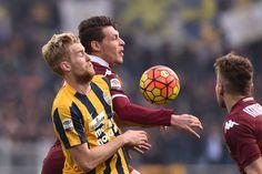 Torino FC v Hellas Verona FC - Serie A #Helander