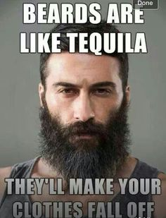 Looking for beard quotes? No matter you want to show pride or make fun of beard, read the most inspirational, manly & funny beard quotes to share with FnF. Beards And Mustaches, Moustaches, I Love Beards, Great Beards, Awesome Beards, Hot Beards, Sexy Beard, Epic Beard, Full Beard
