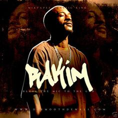The Rakim Collection - Mixtape Collector's Mix Compilation CD DJ Smooth Denali