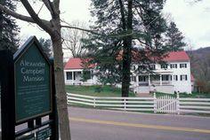 Alexander Campbell Mansion, Bethany