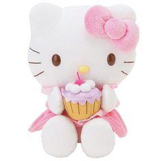 Hello Kitty Loves Cupcakes!
