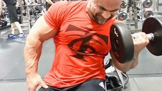 Tip: Dumbbell Curl, Overhead Extension Superset