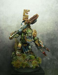 Ork Warboss Warhammer 40k