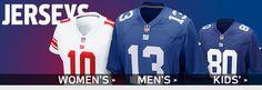 New York Giants Jerseys