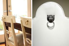 This Way Home Trendcasting Chair Back Ring Pulls Http Thiswayhome
