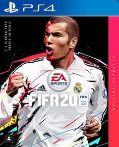 Zidane on the FIFA 20