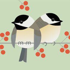Charley Harper Birds Printable | Scott Partridge