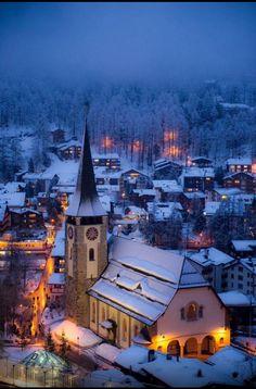 Dünyanın en güzel yerlerinden biri; İsviçre- Switzerland