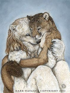 Animal Illustrations by Natasha | Cruzine