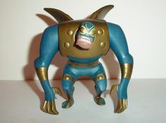 mattel toys action figures for sale to buy: JUSTICE LEAGUE UNLIMITED (DC universe animated) PARADEMON condition: excellent - displayed only/collectable condition figure size: 4 1/2 inches ------------