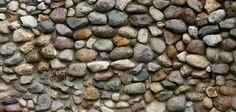 Cómo construir un medio muro de piedra usando mortero | eHow en Español
