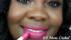 @milanicosmetics Color Statment Moisture Matte Lipstick.