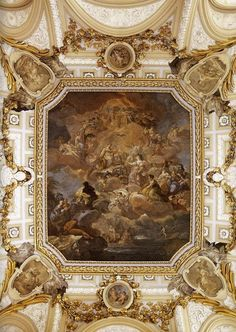 """le-rococo-en-versailles: """" Royal Palace. Madrid. """""""
